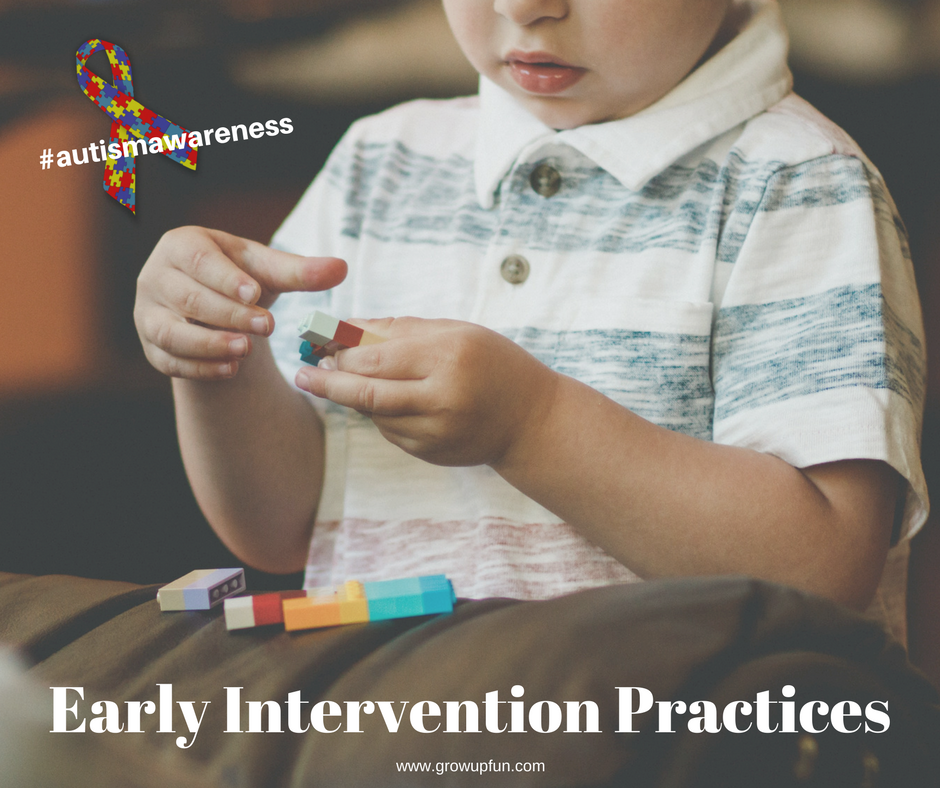 Autism Early Intervention